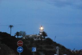 Faro de Calella