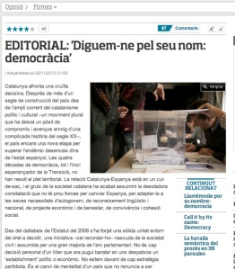 editorial ara